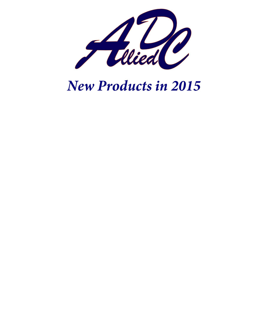 2015 Allied Catalog Page 1